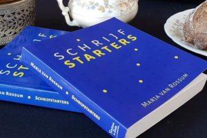 Boekpresentatie Schrijfstarters wordt verzet @ Molenaarshuis (bij Molen de Roos)